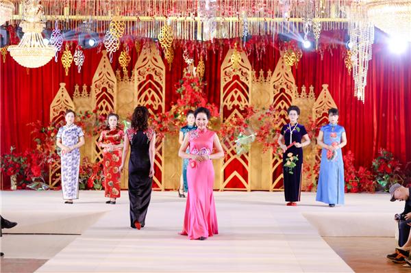 旗袍走秀艺术节活动策划方案