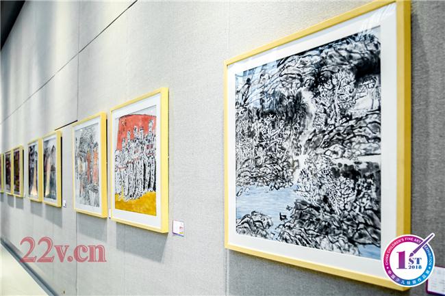画展美术展开幕式发布会-成都活动策划公司