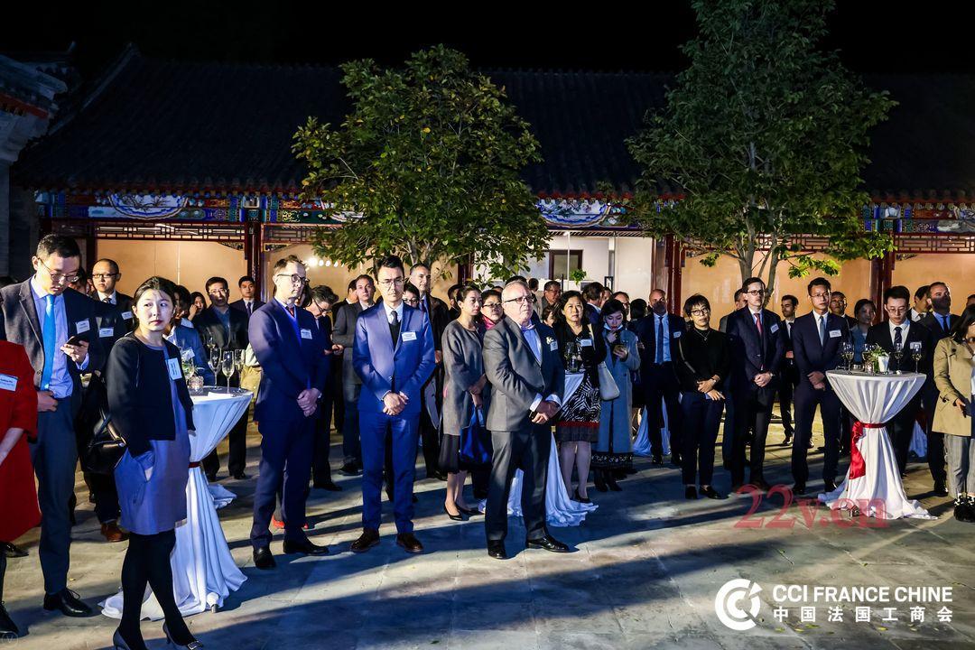 中外文化交流沙龙party