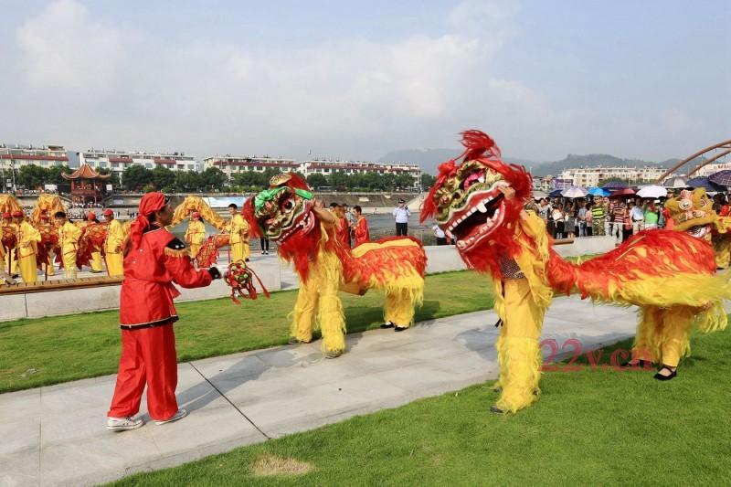 温江舞狮演出电话 舞狮子的原因