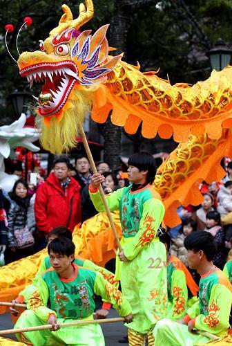 龙泉专业舞龙舞狮公司