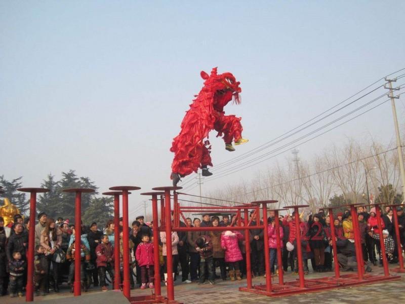成都专业表演公司 舞龙舞狮包含的意义